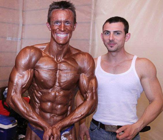 Compétition bodybuilding