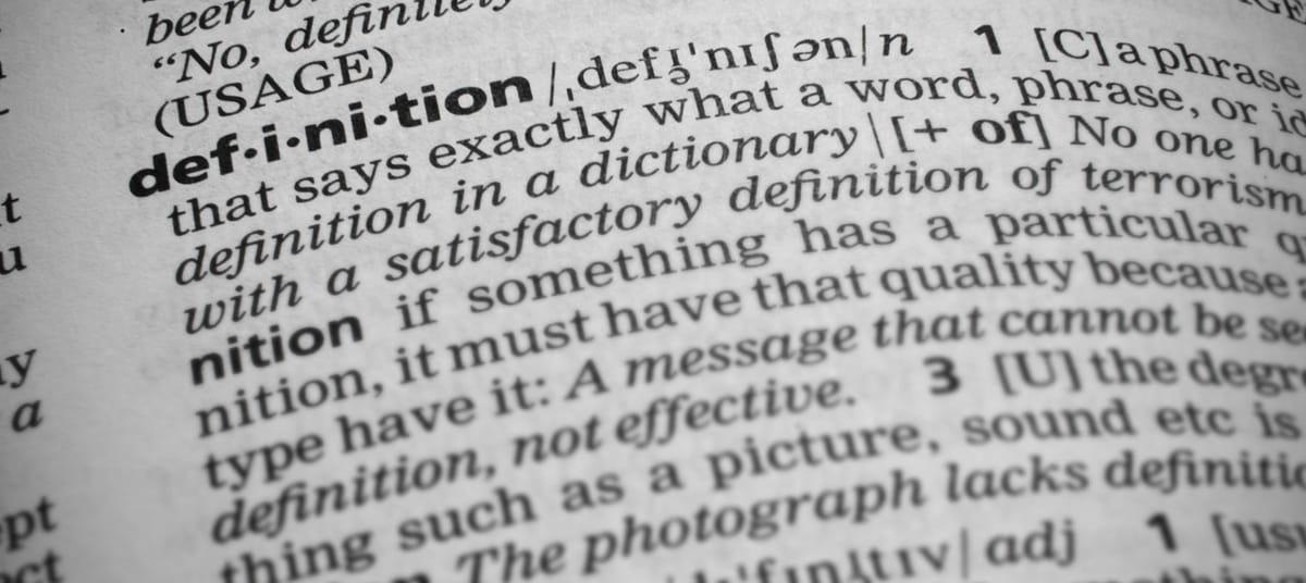 Définition musculation