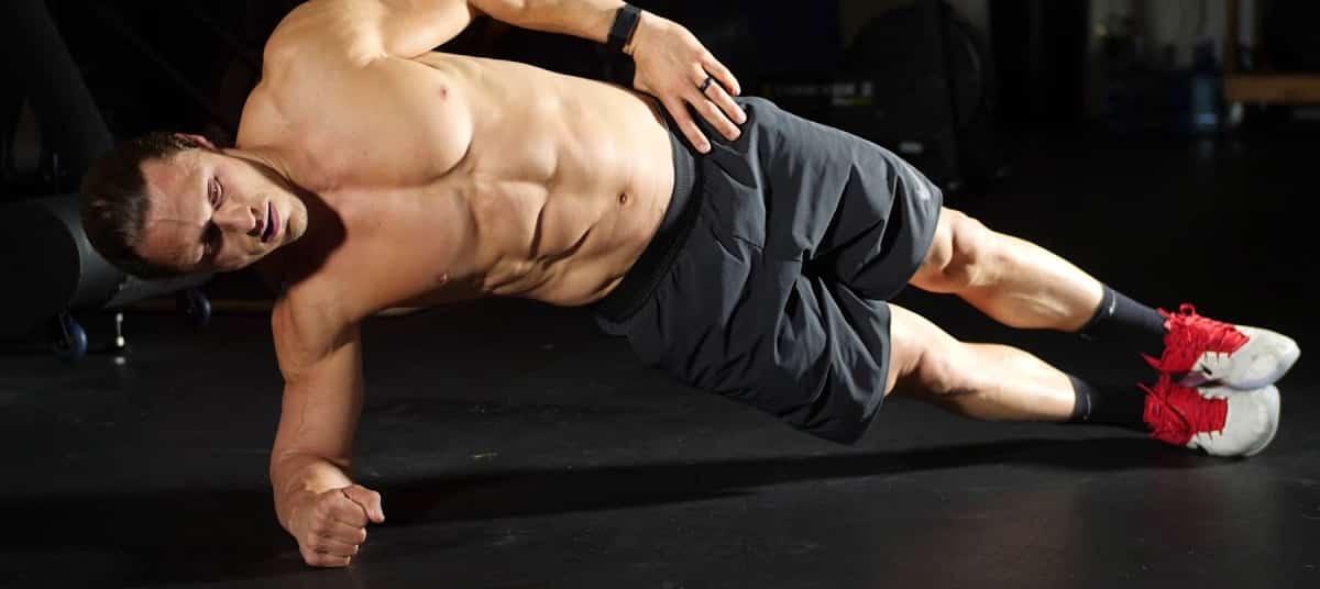 Gainage et musculation