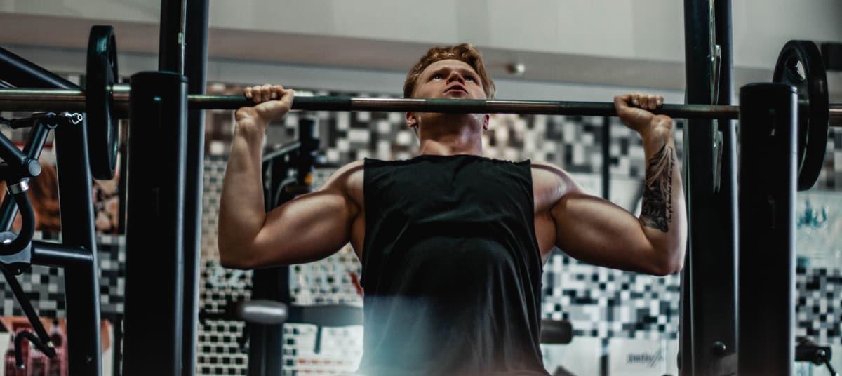 Programme de musculation Split et stéroïdes