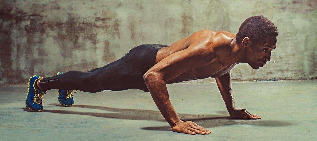 Programme de musculation pompes