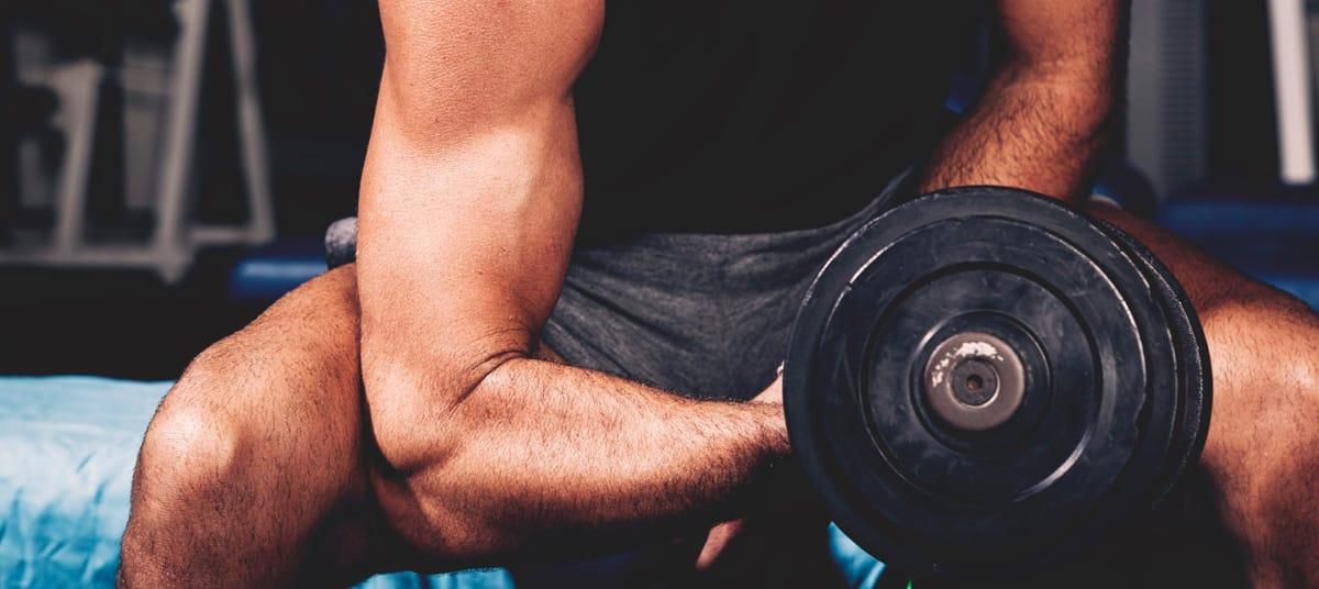 Rattraper ses points faibles en musculation