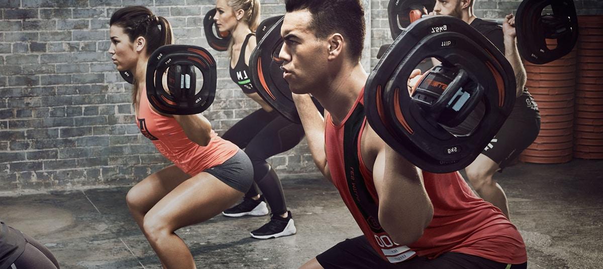 cours collectifs de fitness