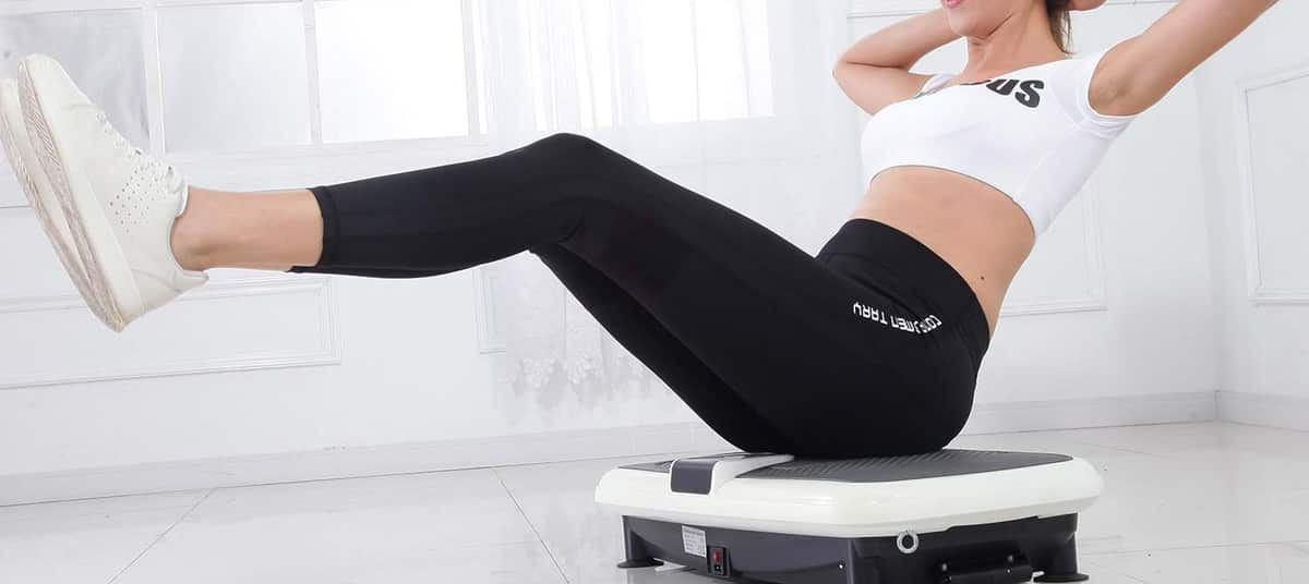 plateformes vibrantes pour le fitness