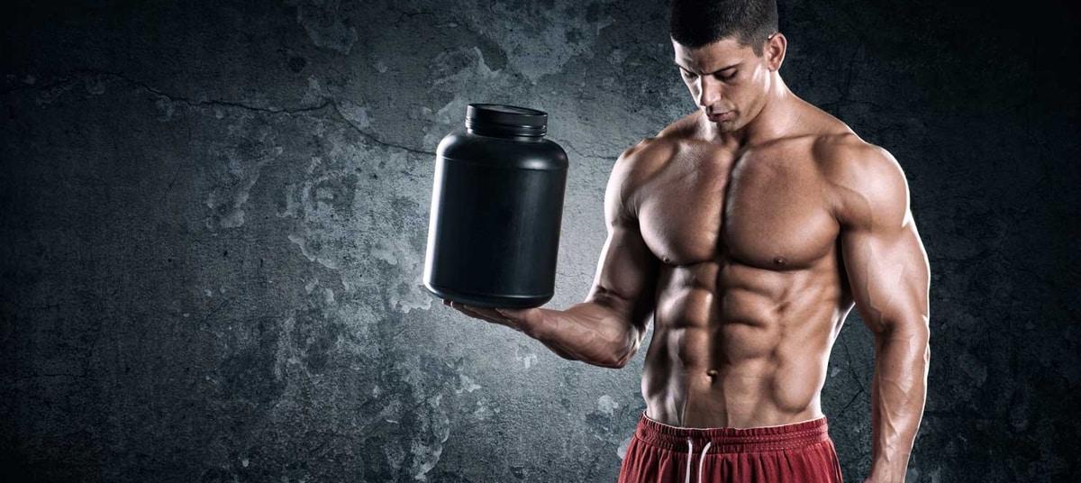 protéine de whey pour la musculation