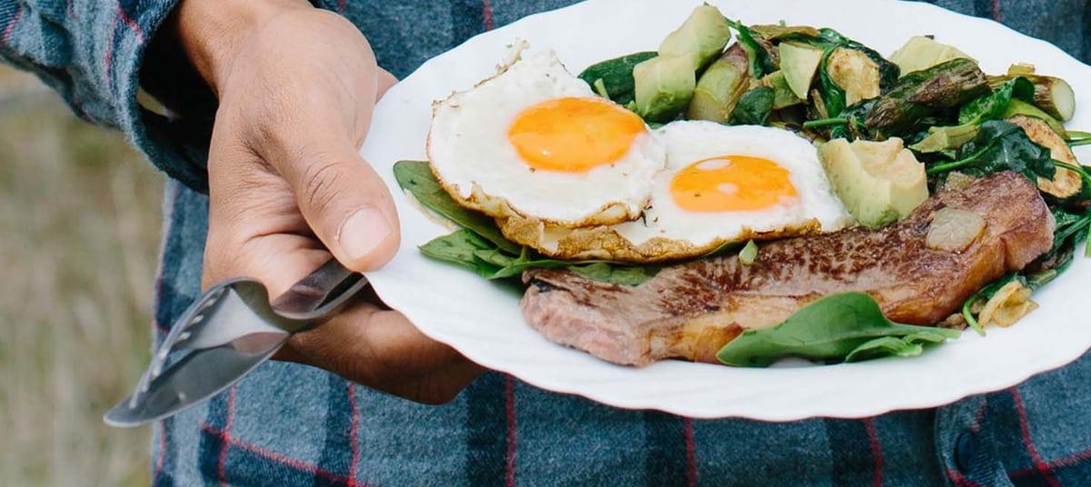 repas sèche musculation