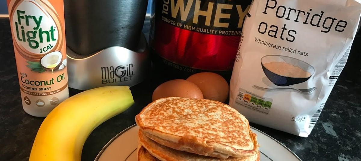 Petit déjeuner musculation