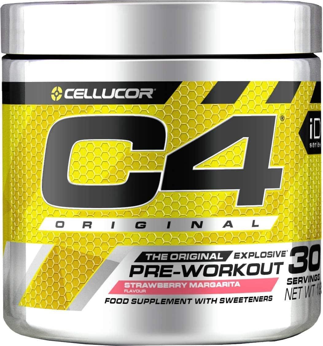 booster pre workout Cellucor C4 Original