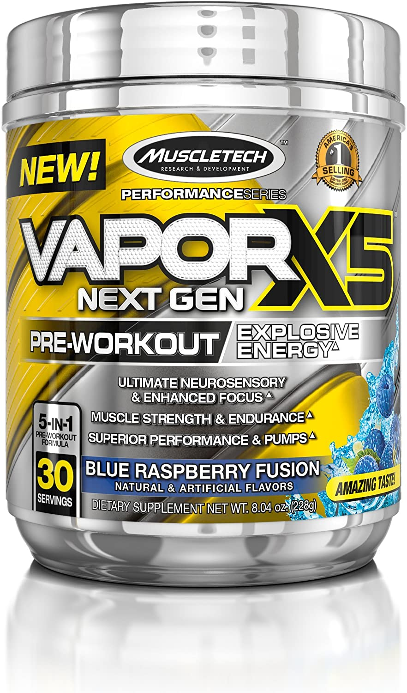 Muscletech Performance Series Vapor X5 Next Gen