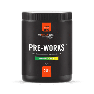 booster pre workout The Protein Works Pre-Works