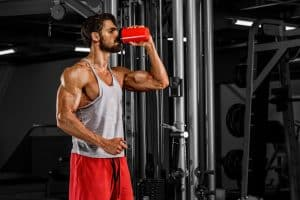 booster pre-workout musculation