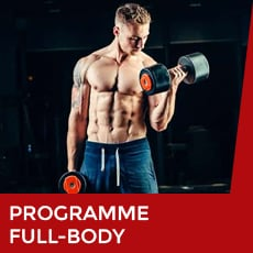 Programme musculation full-body