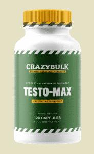 TestoMax booster de testostérone