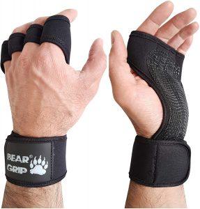 Gants de musculation BEAR GRIP