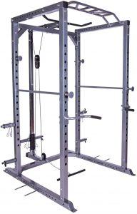 Cage à squat de Total Body Base