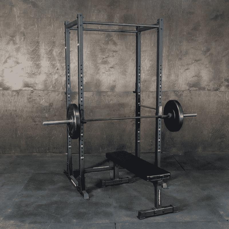 cage à squat musculation