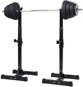 Rack à squat de XLDF