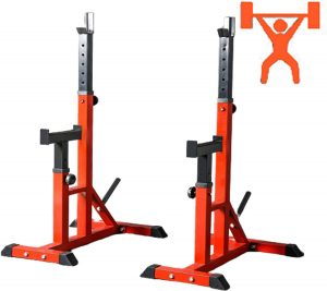 Squat Rack Musculation de ZGCQ