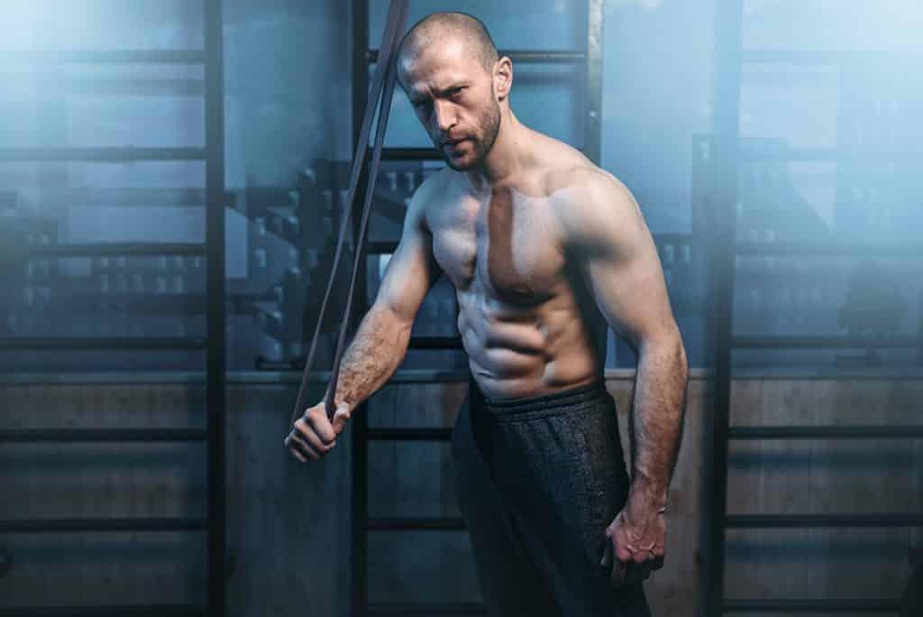 avantages élastiques de musculation